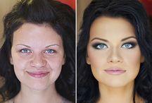 Make up - pred a po