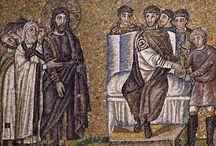 Il Vangelo nei mosaici di Ravenna / Le scene del Ciclo Cristologico dei mosaici della Basilica di Sant'Apollinare Nuovo a Ravenna