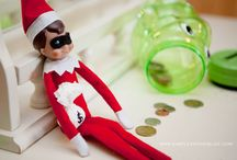 Elf on the shelf  / by Sheri Cicero