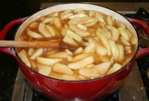 Apple Recipes / by Susan Benz Moore