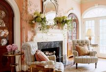 Vintage Glam Decorating