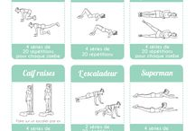 exercices rapide