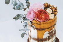 semi & naked cakes