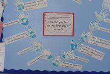 First days of kindergarten