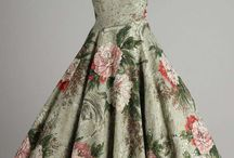 Research: Vintage Clothing / Ideas for characters and because I adore vintage clothing :-) / by Shelley Munro: Author
