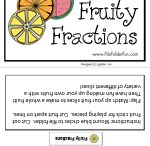 ~Classroom Math: Fractions