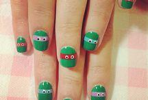 Ninjas uñas