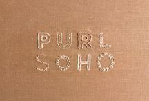 Embroidery - Purl Soho