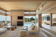 modern interior/exterior