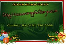late deal holidays to egypt top
