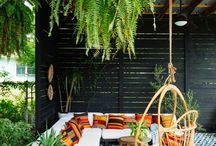 Back patio ideas