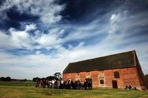 Godwick Great Barn / Our beautiful Barn and the stunning scenery