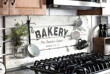 фартук кухня