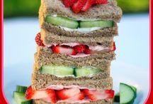 Preggo friendly lunches to fight boredom