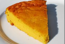 Slimming World orange cake
