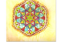mokilemandala / I love drawing and paintings mandala
