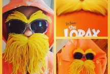 The Lorax Costumes