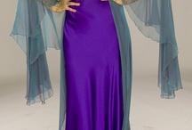 Morgana Pendragon dress