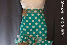 faldas de sevillana