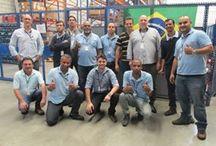 Treinamento NR35 / Treinamentos de NR35 - Trabalhos em Altura ministrados em todo Brasil.