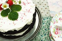 Recipes and Pretty Food