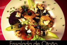 """RECETAS """"COCINILLAS"""" / Las recetas de nuestro blog, platos dulces y salados."""