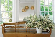 Homes & Home Decor / by Kecia Rossby