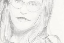 Lisa Portraits by Fans / by Lisa Loeb