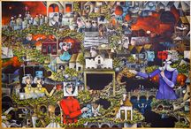 Post war / Art for sale - Artworks, inspired by the post-war period