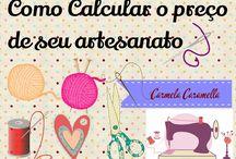 CALCULO PREÇO ARTESANATO