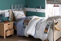 Alaric's Bedroom