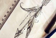tatto arrow