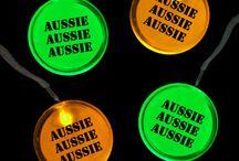 Australia Day / Australian novelties and glow sticks