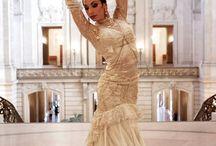 Danser la beauté / humain en mouvement qui émerveille mes sens