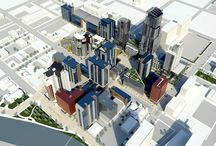 West 2nd District Renderings / Want to know what the West 2nd District will look like? Check out these renderings.