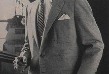 Hombre años 50 / Propuesta de vestuario Luis