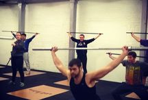 CrossFit Rotherham / Our new CrossFit Box is now open!! Lets show it off!!