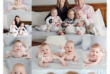 KAMOM Photo ideas / Ideas for your next maternity, newborn or family photo shoot