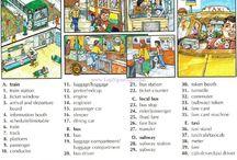 Transport vocabulary