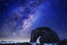 Photos / Night Sky / A handpicked collection of inspiring photos of the night sky from all over the world (stars, milky way, galaxies, northern lights...) // Take a look at my other photography and design related boards for more inspiration.