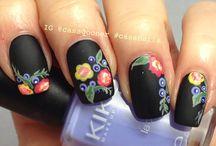Matte nails / by Sarah Clement