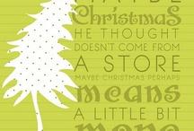 Christmas Sayings and Signs