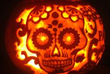 Pumpkin carvings / by Tammy Ball