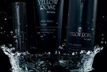 yellow rose face cream