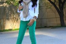 Fashion ideas - green