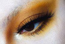 Sun fantasy makeup