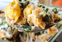 PASTA!!! / Pasta dishes/pastarätter