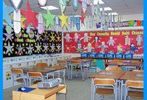Classroom Bulletins / by Melissa Ortega