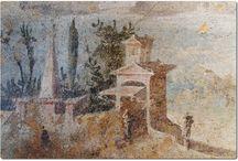 Naturaleza en la pintura / La naturaleza en la pintura romana