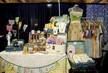 BluDahlia Vending Craft Tables / by Blu Dahlia